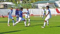 Deux chocs au sommet en Coupe de Calédonie