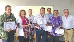 Six médaillés du travail pour les trente ans des Eaux du Mont-Dore