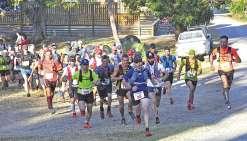 En course à Canala et au Cap N'Dua