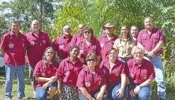 Le comité d'organisation de la foire, créé en 1977, fait vivre l'événement depuis maintenant quarante ans.  « C'est un travail à l'année » confie un membre du comité.