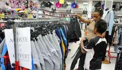 Soldes réussis pour la grande majorité des magasins