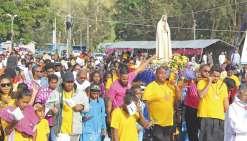 Les paroisses en fête pour l'Assomption