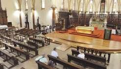 Cathédrale : la fin de dix ans de travaux, avant la suite