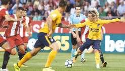 L'Atletico accroché à Girone