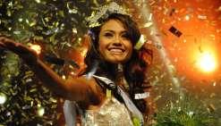 Lévina Napoléon est devenue, samedi soir, la nouvelle Miss Nouvelle-Calédonie. Un rêve d'enfant pour cette jeune femme de 18 ans.