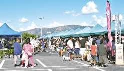 Un week-end de vide-greniers,  de marché et de spectacle