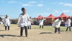 Le Festival des arts mène  la danse au parc Soury-Lavergne