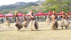 A un pas de danse des îles Salomon
