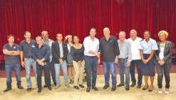 Plus de vingt ans au service du Syndicat intercommunal