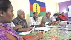 Gouvernement : « la droite doit assumer » selon le FLNKS