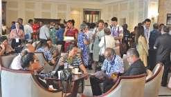 Forum des îles du Pacifique :  à chacun ses souhaits