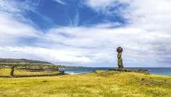 Une gigantesque aire marine à Rapa Nui