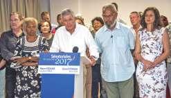 Sénatoriales : Frogier et Poadja officiellement candidats