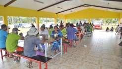 Les élèves préparent leur voyage à Fidji