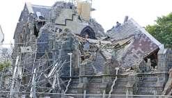Christchurch retrouvera sa cathédrale
