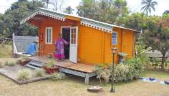 « Chez Christelle », un nouveau gîte à Nédiouen