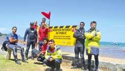 Opération dépollution au Vallon-Dore