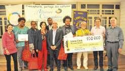 Quatre lauréats ont cartonné en français des affaires
