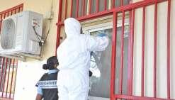 Il tire un coup de fusil sur l'école primaire de Kaala-Gomen