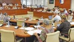 La province Sud craint d'entrer dans une période encore plus contrainte