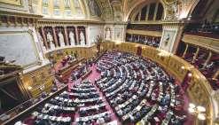 Élections sénatoriales : six candidats pour deux sièges