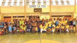 Quinze équipes féminines de futsal en finales