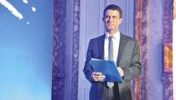 Manuel Valls pense à la Calédonie