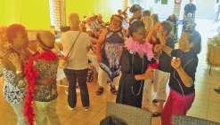 Une journée portes ouvertes avec les familles aux Hibiscus