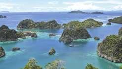 Les îles de Raja Ampat,un paradis en sursis