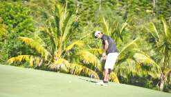 Les golfeurs mettent le cap sur Boulouparis