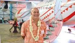 Air Tahiti dévoile de nouvelles livrées