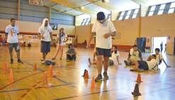 Michelet, le challenge vacances qui regroupe les jeunes de Calédonie