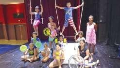 Cirque, activités ludiques et détente à la mer au menu des vacances