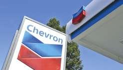 Chevron renonce à forer dans la Grande baie