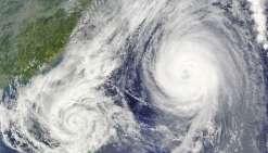 Au moins huit cyclones attendus cette année