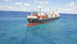 Dès que le niveau de flottaison sera suffisant pour extraire le porte-conteneurs du récif, celui-ci sera remorqué et conduit dans la rade de Nouméa avant d'être remis à son propriétaire, la société Lomar Shipping.
