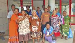 A Kaala-Gomen, les jeunes prennent soin des anciens