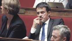 Manuel Valls s'adresse aux Calédoniens