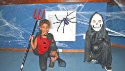 La dernière chance pour les monstres d'Halloween