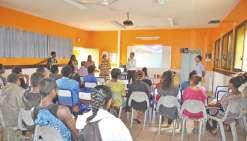Le lycée des Îles à la rencontre  des jeunes Si Nengone