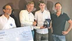 Lucas, un Géo Trouvetou récompensé pour son robot