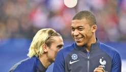 Griezmann-Mbappé, un duo qui porte l'équipe de France