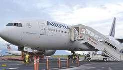 Les grévistes d'Air France dans l'attente de discussions