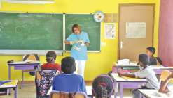 Au secours des dents des écoliers