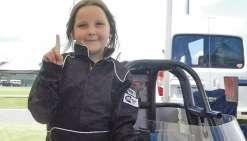 Une pilote de 8 ans se tue avec un  dragster
