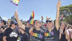Le oui des Australiens au mariage homosexuel