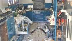 Saccage d'une maison : onze mineurs arrêtés