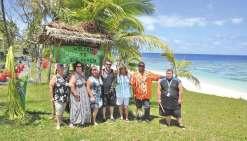 Une nouvelle plage pour les croisiéristes australiens