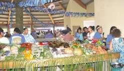 Des inaugurations  en série à Poya