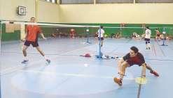 Avec 86 joueurs pour 168 matchs au total, les championnats provinciaux sud de badminton s'annoncent denses ce week-end à Païta.